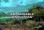 Land of the Lost: Abominable Snowman