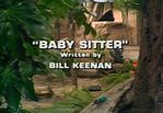 Land of the Lost: Baby Sitter