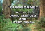 Land of the Lost: Hurricane