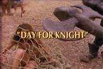 Land of the Lost: Day for Knight
